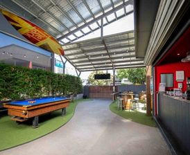 The Union Jack Hotel – Cairns